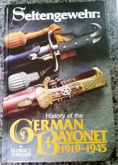History Of The German Bayonet, 1919-1945