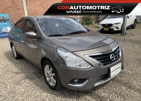 Nissan Versa Advance Id 39413 Modelo 2017
