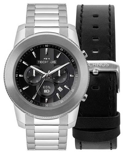 Relógio Technos Masculino Smartwatch  M1aa/1p Original