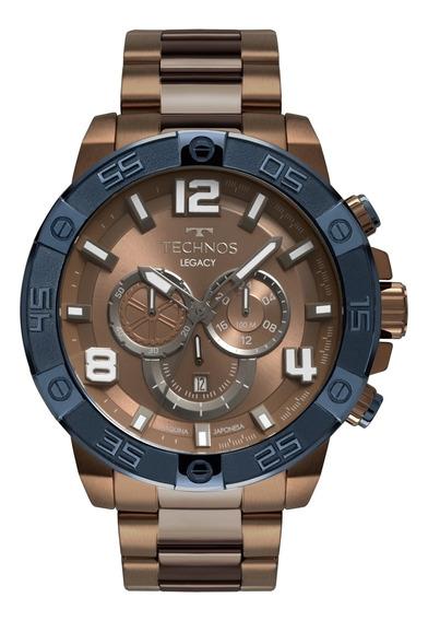 Relógio Masculino Technos Os2abo/4m Barato Original