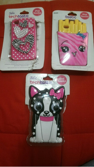 Forro Para iPod Touch 4 Justicie