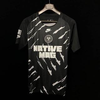 Camisa Da Nigeria Oficial Preta 2019 Pronta Entrega S/n