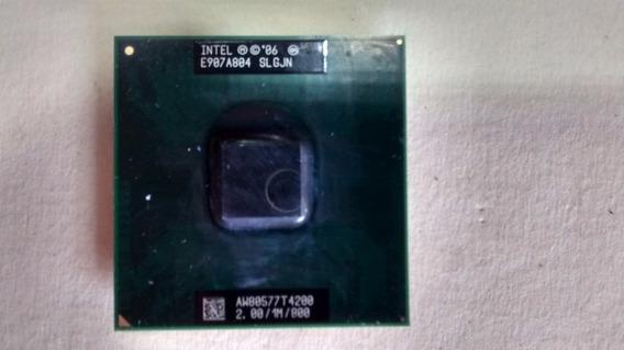 Processador Intel Dual Core T4200 Aw80577t4200