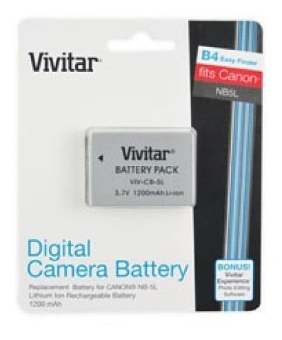 Bateria Vivitar Vivcb5l Nb-5l (nfe)
