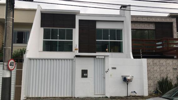 Sobrado Em Praia Dos Amores, Balneário Camboriú/sc De 122m² 3 Quartos À Venda Por R$ 850.000,00 - So253581