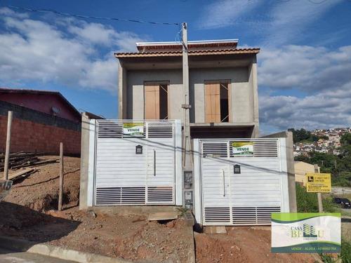 Casa Com 2 Dormitórios À Venda, 70 M² Por R$ 240.000,00 - Residencial Santo Antônio - Franco Da Rocha/sp - Ca0616