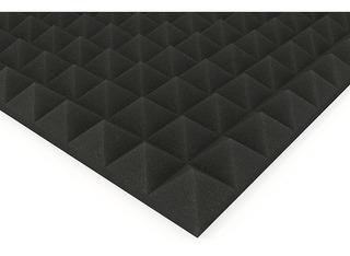 Placas Paneles Acústicos Pirami Basic 50x50cm X30mm En Stock