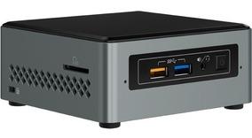 Mini Pc Kit Intel Nuc Boxnuc6cayh 4gb Ssd 240gb Celeron
