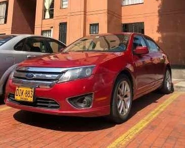 Ford Fusion 2011 Version Full