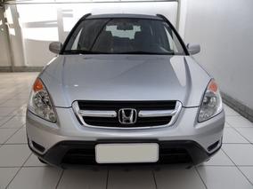 Honda Crv 2.4 Si, Câmbio Automático, Tração 4x4