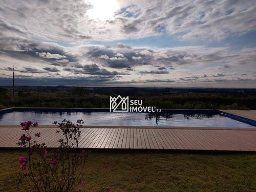 Casa Com 5 Dormitórios À Venda, 815 M² Por R$ 7.800.000,00 - Condomínio Terras De São José Ii - Itu/sp - Ca2052