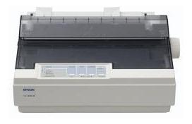 Impressora Matricial Epson Lx 300 + Ii Usb ( 455 Vendas)