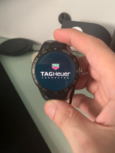Tag Heuer Connected Série 1 46mm Titânio