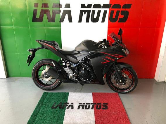 Yamaha R3 Abs, 2018 Financiamos E Parcelamos No Cartão 12x