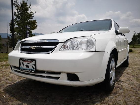 Chevrolet Optra Ls Automático, Mod. 2007, Color Blanco