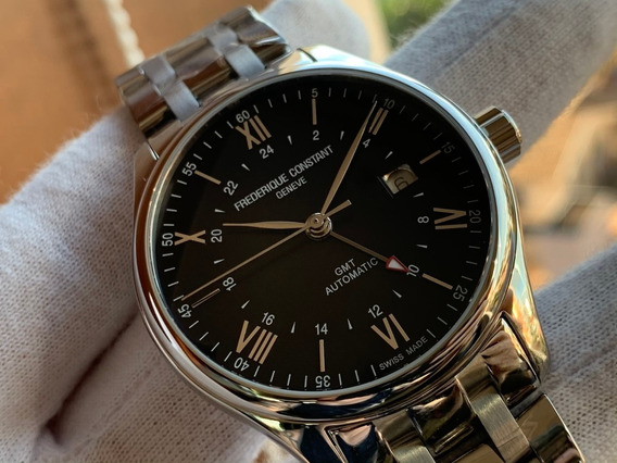 Relógio Frederique Constant Classic Gmt Automatic Fc350b5b6b