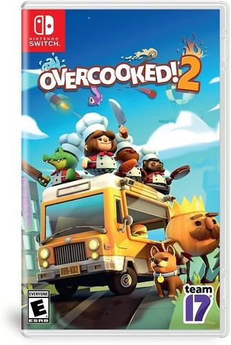 Videojuego Nintendo Switch Overcooked! 2, Team 17