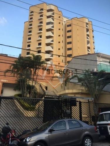 Imagem 1 de 30 de Apartamento No Jardim São Paulo, 98 M², 03 Dormitórios, 01 Suíte, 02 Vagas, R$ 590.000,00 - 2439