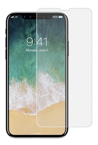 Protector De Vidrio Templado iPhone XS Max / Xs / Xr X 10 ®