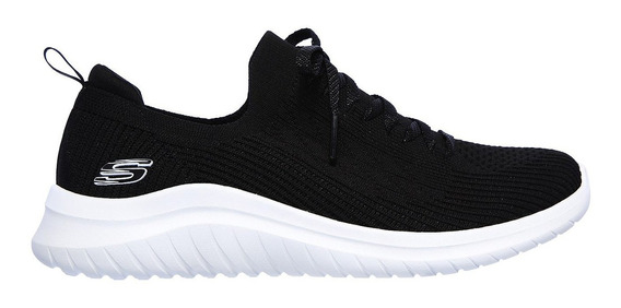 Zapatillas Mujer Skechers Ultra Flex 2 Flash Illusion Negro