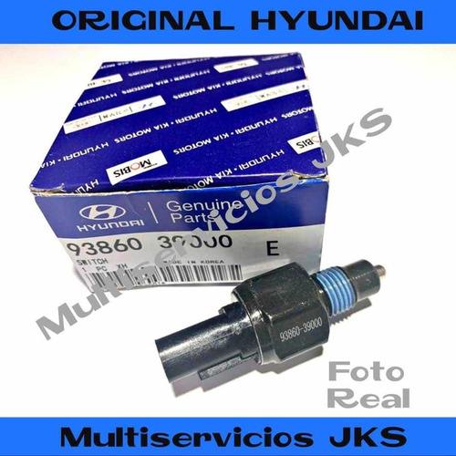 Switch O Sensor Retroceso Hyundai Elantra / Getz