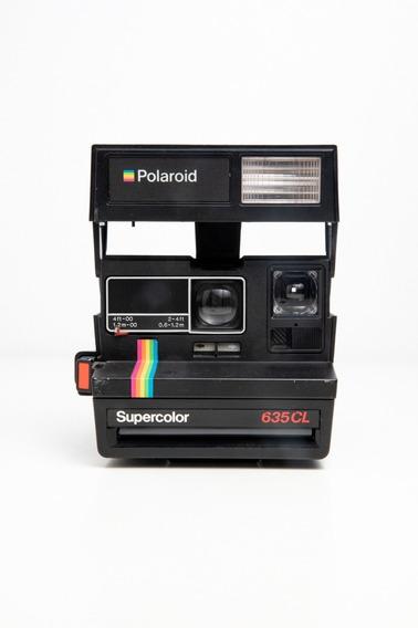 Câmera Fotográfica Polaroid 635cl