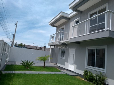 Lindo Sobrado 03 Dormitórios,sendo 01 Suíte .amplo E Excelente Localização -ingleses/florianópolis-sc - 428