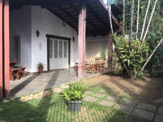 Casa À Venda, 250 M² Por R$ 650.000,00 - Praia Da Costa - Vila Velha/es - Ca0009