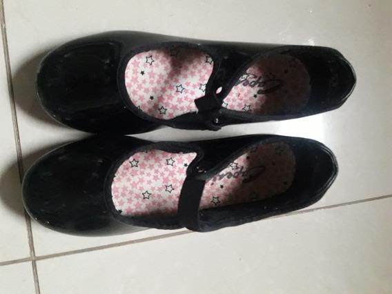 Zapatos De Tap Capezio New York 31 Charol