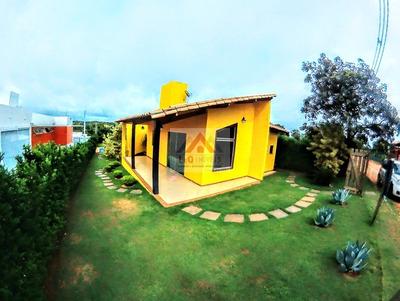 Sitio Excelente De Porteira Fechada, Com Sauna, Piscina E De Porteira Fechada - 3042