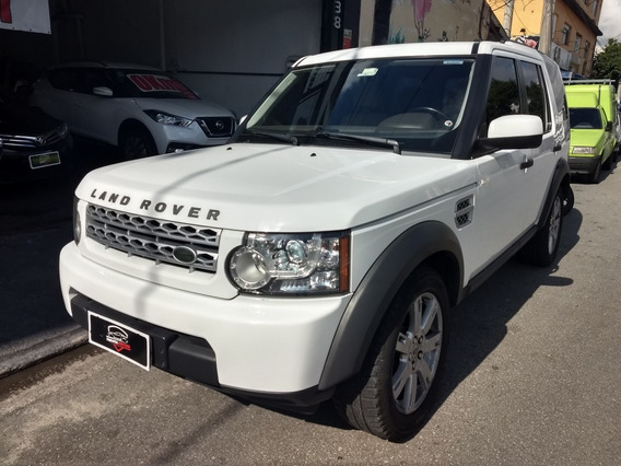 Land Rover Discovery 4 2.7 S Diesel 2011
