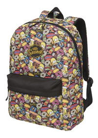 Mochila Simpsons Let