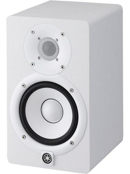 Monitor De Referência Yamaha Hs5 W Bi-amplificado Branco