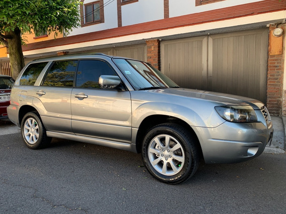 Subaru Forester 2007 Awd Impecable