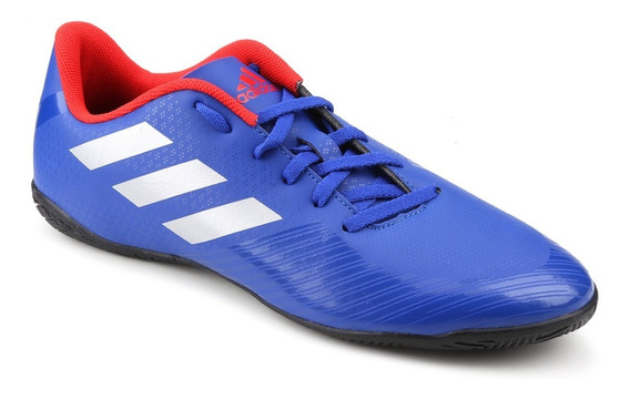 Chuteira Original adidas Artilheira Futsal Azul F36086