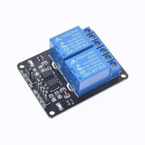 Módulo Arduino Relé 2 Vias