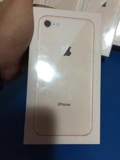 iPhone 8 Dourado 64 Gigas Novo Na Caixa
