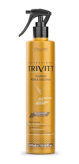 Fluído Para Escova Itallian Trivitt Protetor Térmico
