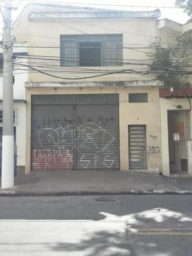 Galpão Comercial Aclimação - Mi81879