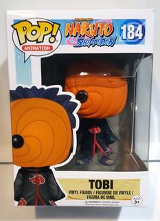 Funko Pop Naruto Shippuden 184 Tobi Original Magic4ever