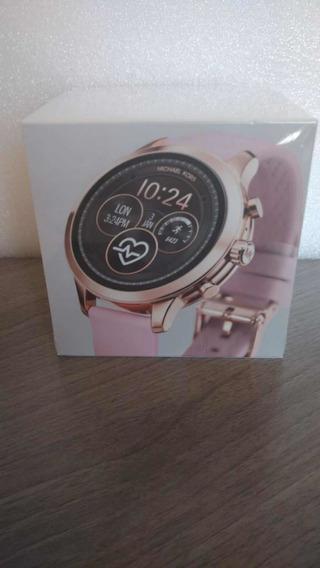 Relógio Michael Kors Runway Access Rose Gold Mkt5048