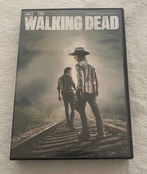 The Walking Dead Temporada 4 Dvd