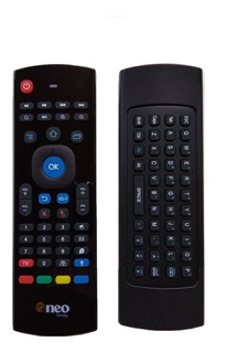 Air Mouse Control Remoto Smart Tv Wireless Am002 Neo