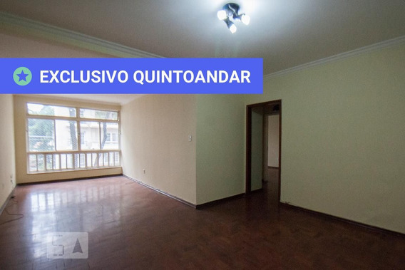 Apartamento No 2º Andar Com 2 Dormitórios E 1 Garagem - Id: 892958930 - 258930