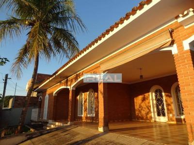 Casa Com 5 Dormitórios À Venda, E Locação 251 M² Por R$ 480.000 - Vila Nunes - Paulínia/sp - Ca2695