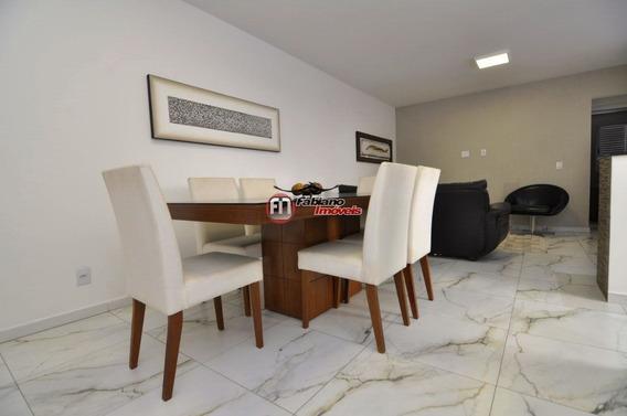 Apartamento 02 Quartos Mobiliado No Bairro Ouro Preto - 5704