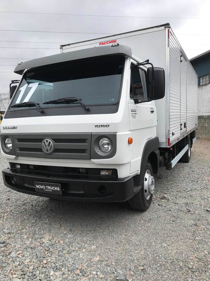 Volkswagen Vw 10160 Bau Furgao Estado De Zero 33.475km