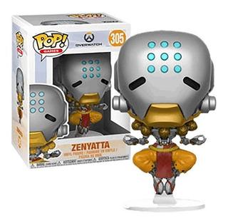 Funko Pop! Zenyatta #305 Overwatch Jugueteria El Pehuen
