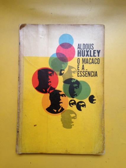 Livro O Macaco E A Essência - Aldous Huxley