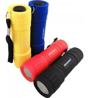 Lanterna Led Mini Colors Brasfort Caixa Com 24 Unidades